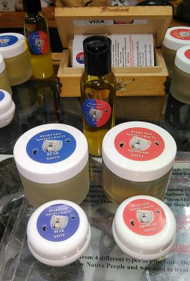 Bear Salve/Oil & Minigan!